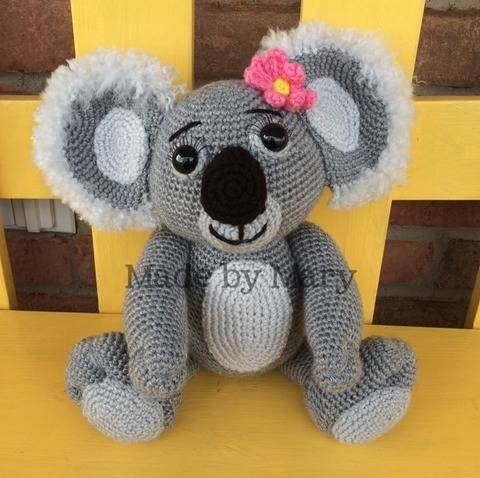 Download Kassie the Koala immediately at Makerist