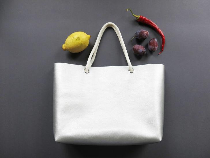 Superschnelle einfache Einkaufstasche oder Goody Bag - Nähanleitungen bei Makerist sofort runterladen