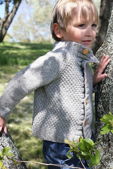 Télécharger Cardigan enfant Joseph du 6m au 12 ans - Tricot - Modèles de tricot tout de suite sur Makerist