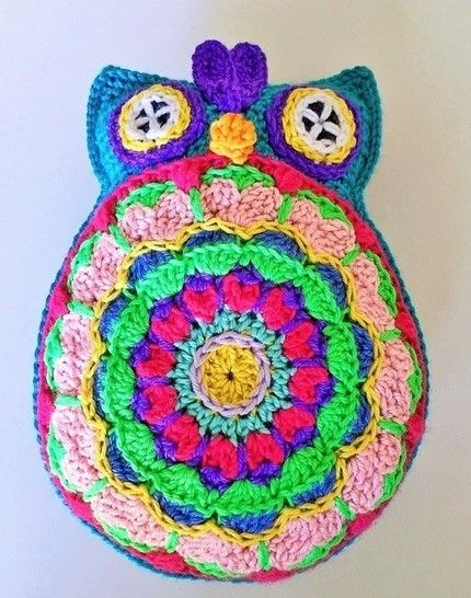 Download Offbeat Owl - Crochet Patterns immediately at Makerist