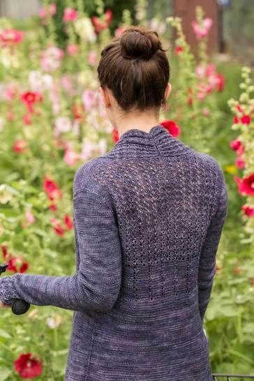 "Download ""Softly"" - Cardigan - Knitting Patterns immediately at Makerist"