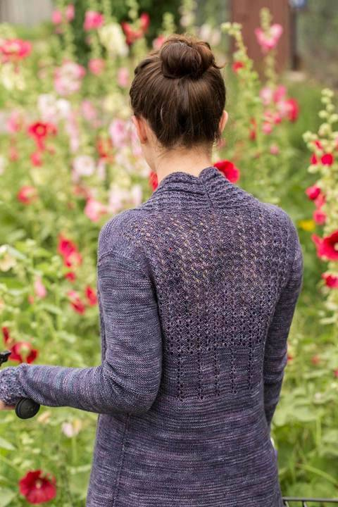 Strickjacke Softly  bei Makerist sofort runterladen