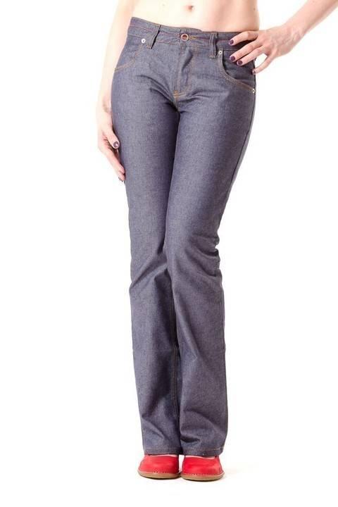 Télécharger Patron jean 1083 202 bootcut femme - T 24-36 inches - couture tout de suite sur Makerist