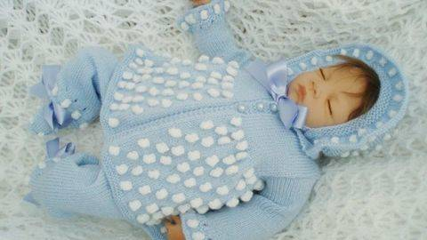 Knitting Pattern Knitted Designer Baby Pants Baby Shorts Baby