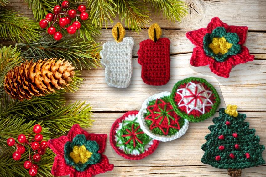 Filethäkeln Weihnachten Anleitung Home Sweet Home