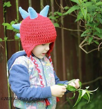Download CP317 illiams Hat (Baby, Toddler, Child, and Adult sizes) Chunky, Bulky helmet Crochet Pattern #317 - Crochet Patterns immediately at Makerist