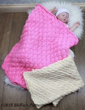 Download KP316 Baby Butterfly & Cable Stitch Blanket / Afghan Baby Knitting Pattern #316 - Knitting Patterns immediately at Makerist