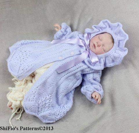 Download KP80  Forget Me Not Jacket, Pants & Hat Knitting pattern #80 immediately at Makerist