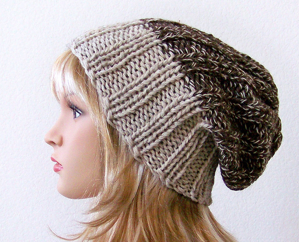 Slouchy Beanie, Slouchy Hat, Winter Hat