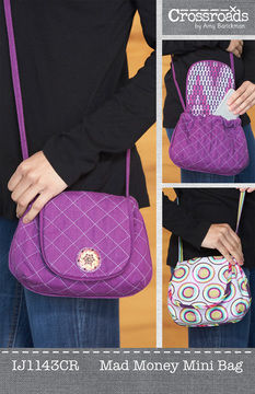 Download Mad Mini Money Bag - Sewing Patterns immediately at Makerist