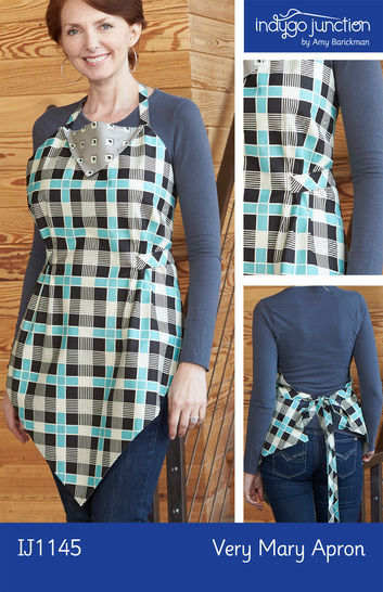 Download Very Mary Apron - Sewing Patterns immediately at Makerist