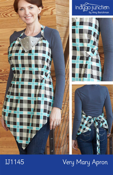 Download Very Mary Apron immediately at Makerist