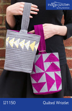 Download Quilted Wristlet - Sewing Patterns immediately at Makerist