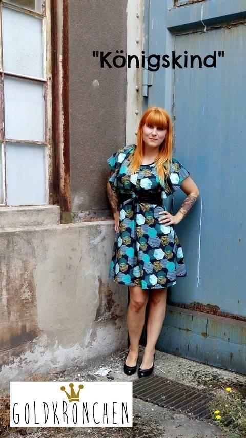 Königskind Ebook, Kleid, Shirt, Bolero/ Strickjacke Gr.36-42 bei Makerist sofort runterladen