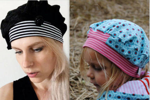Download ebook Newsboy Cap MARA 4 Sizes (HC 42 - 58)  - Sewing Patterns immediately at Makerist