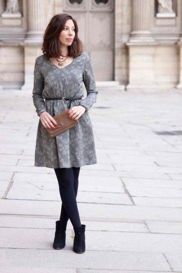 Télécharger Patron robe Be Pretty - du 34 au 48 - couture - Patrons de couture tout de suite sur Makerist