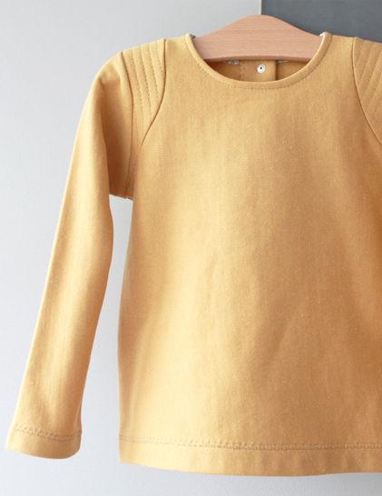 Télécharger Patron sweat Le Scammit - du 2 au 12 ans - couture - Patrons de couture tout de suite sur Makerist