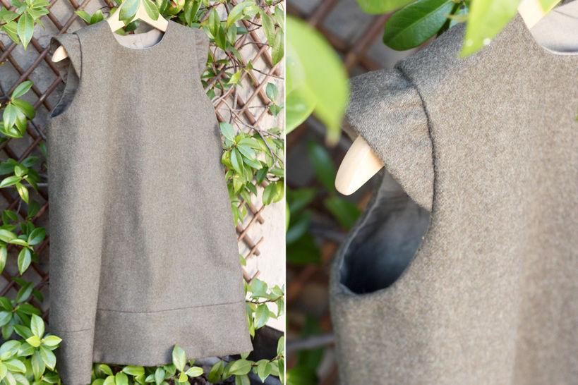 Télécharger Patron robe Doudou - du 1 au 12 ans - couture - Patrons de couture tout de suite sur Makerist