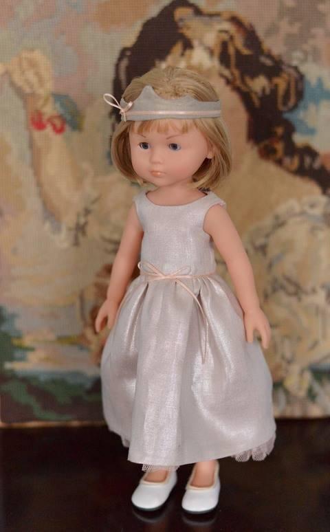 """Télécharger """"Dragée"""" Patron pour poupée de 27 cm à 32 cm type """"Les chéries"""" de Corolle, Amigas de Paola reina... tout de suite sur Makerist"""