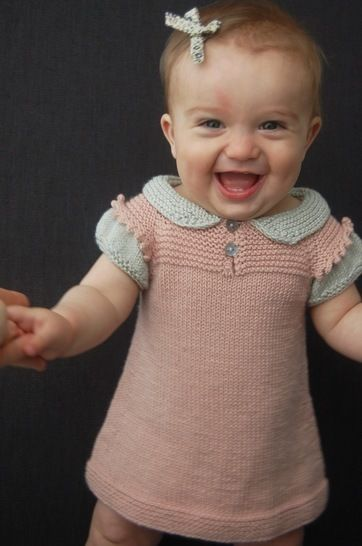 Download Claudine Layered Top or Dress - knitting pattern - Knitting Patterns immediately at Makerist