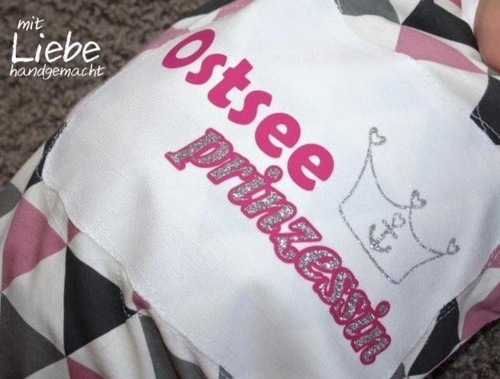 Ostseeprinzessin - Plotterdatein - Plotterdateien bei Makerist sofort runterladen