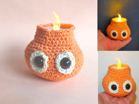 Download candlelight - Crochet Patterns immediately at Makerist