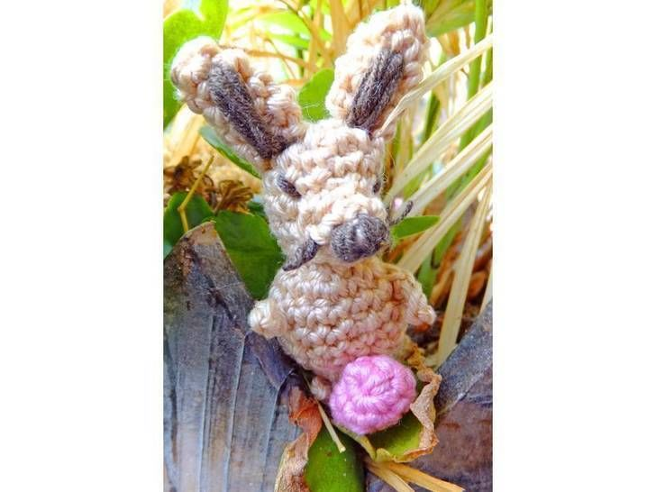 Download Mini rabbit - Crochet Patterns immediately at Makerist