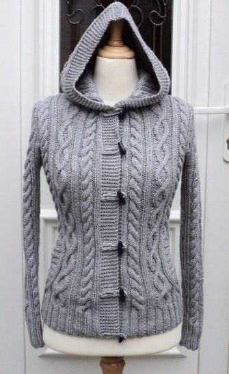 Download Women's Valerie Cardigan - Knitting Pattern - Knitting Patterns immediately at Makerist