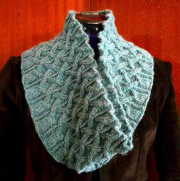 Download Plessis cowl - Knitting Patterns immediately at Makerist