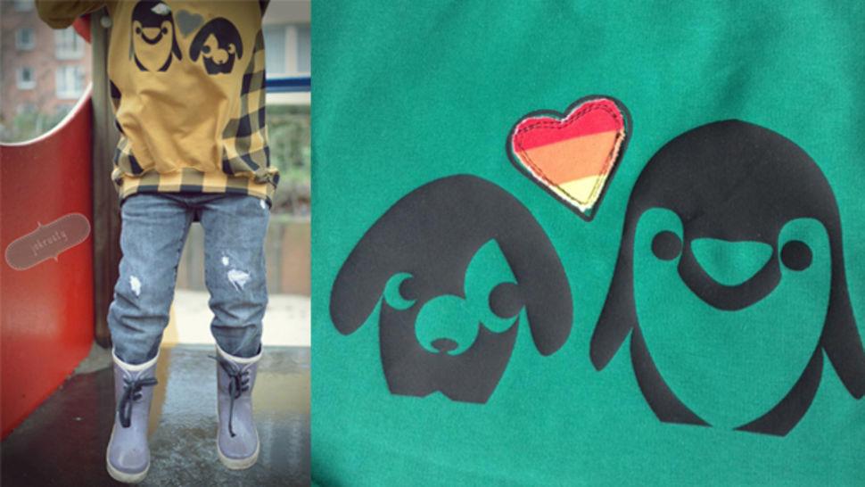 SL PLOTT 'FRIENDS' - Plotterdateien bei Makerist sofort runterladen