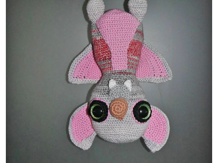 Download bat toy and welcome sign - Crochet Patterns immediately at Makerist