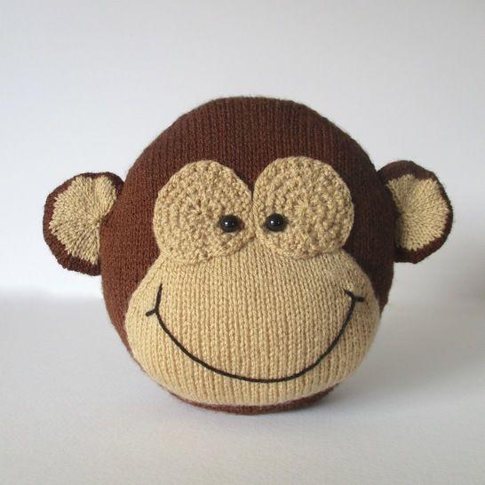 Charlie the Monkey (en) - Strickanleitungen bei Makerist sofort runterladen