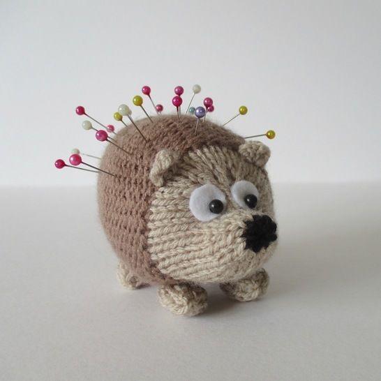 Kensington Hedgehog (en) - Strickanleitungen bei Makerist sofort runterladen