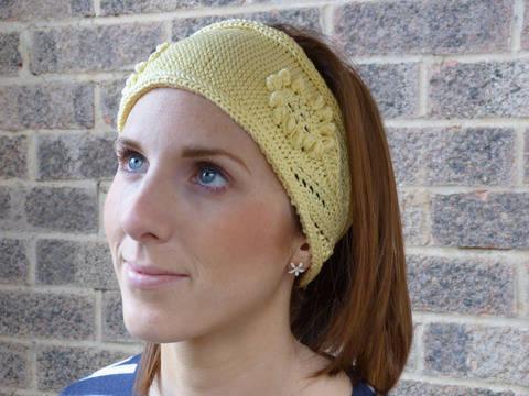 Daisy Daisy Headband (en) bei Makerist sofort runterladen