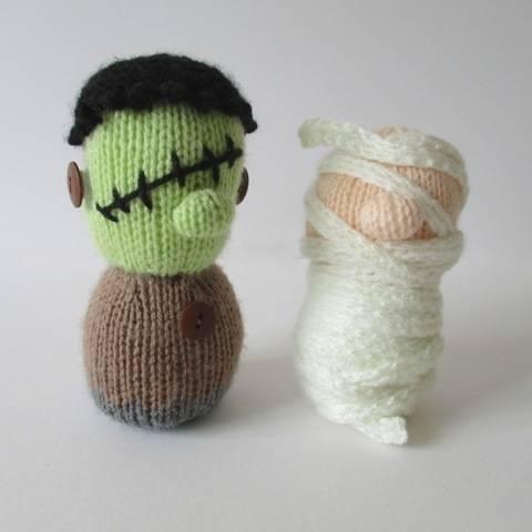 Frankenstein and Mummy (en) bei Makerist sofort runterladen