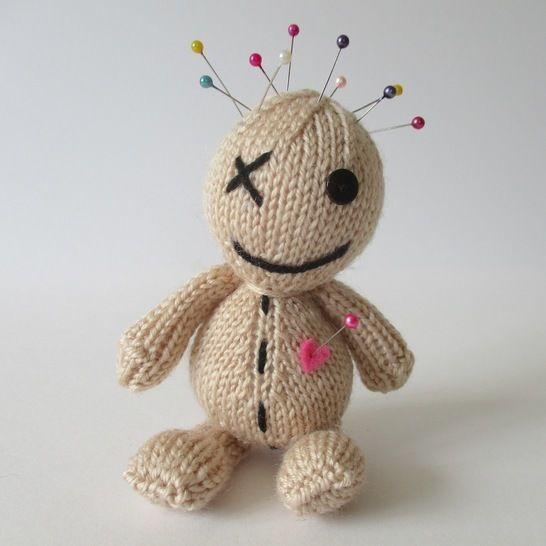 Voodoo Doll (en) - Strickanleitungen bei Makerist sofort runterladen