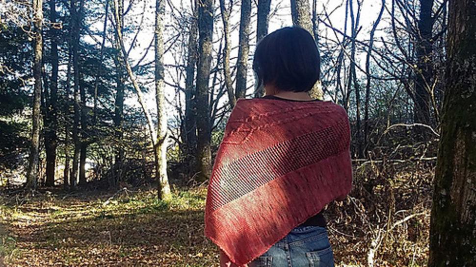Athena shawl (en) - Strickanleitungen bei Makerist sofort runterladen