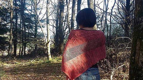 Athena shawl (en) bei Makerist sofort runterladen