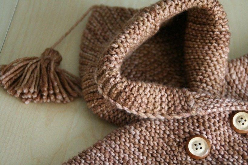 Download Jules - Baby coat knitting pattern - Knitting Patterns immediately at Makerist