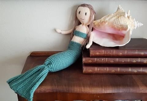 Mermaid doll (en) bei Makerist sofort runterladen