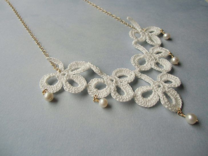 Shamrock. Crochet jewelry (en) - Häkelanleitungen bei Makerist sofort runterladen