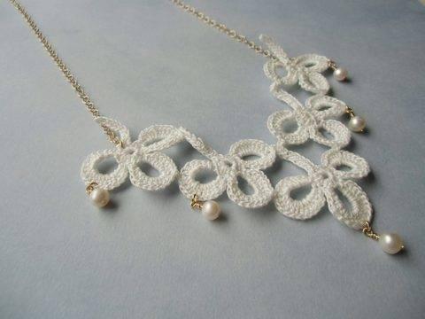 Shamrock. Crochet jewelry (en) bei Makerist sofort runterladen