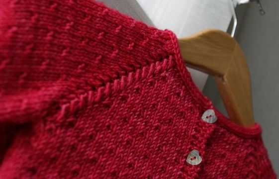 Download Semis de Printemps - Baby and child cardigan knitting pattern - Knitting Patterns immediately at Makerist