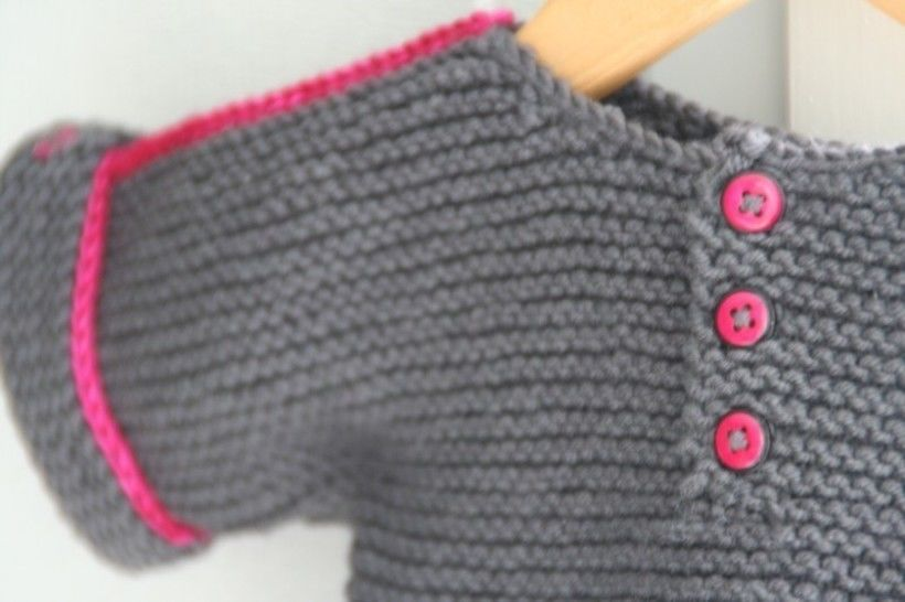 Download neon baby and child sweater knitting pattern - Knitting Patterns immediately at Makerist