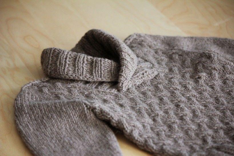 Download Gaston Child Sweater Knitting Pattern - Knitting Patterns immediately at Makerist