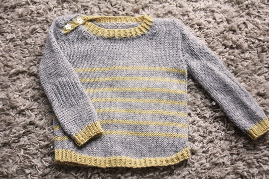Download Tout Petit Large - Knitting Patterns immediately at Makerist