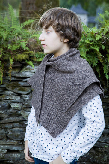 Download Lestat Shawl - Knitting - Knitting Patterns immediately at Makerist