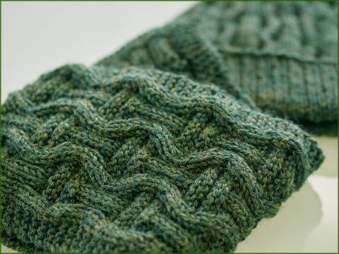 Grantchester Scarf - Knitting Pattern - Instant Download (en) bei Makerist sofort runterladen