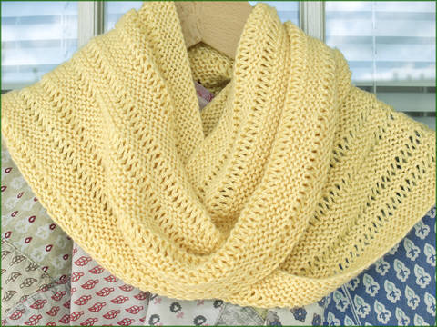 Kimpton Scarf - Knitting Pattern - Instant download (en) bei Makerist sofort runterladen