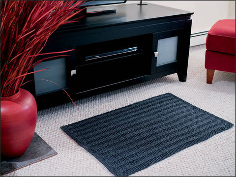 Tromso Rug - Knitting Pattern - Instant download (en) bei Makerist sofort runterladen